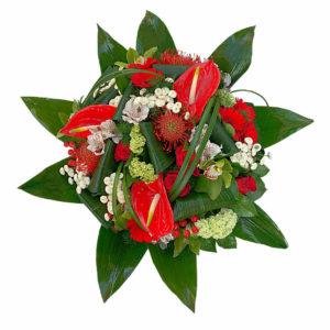 Bouquet Rond Sirah